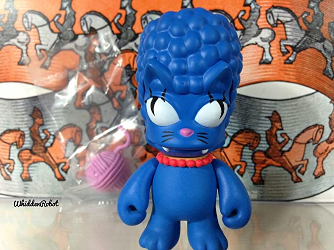 """Details about  /Kidrobot Treehouse of Horror The Simpsons 3/"""" Blind Box Maggie"""