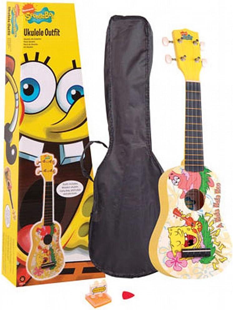 Spongebob SBUKOFT - Pack Ukelele Bob Esponja (Importado de Reino Unido): Amazon.es: Electrónica