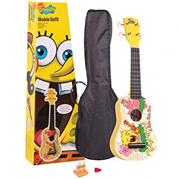 Spongebob Ukulele Outfit Amazon Musical Instruments