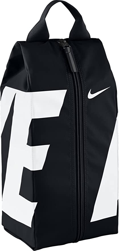 Nike Synthetic 33 cms Black White Travel Duffle (BA5301-010)  Amazon.in   Bags 6bb5a395ef45