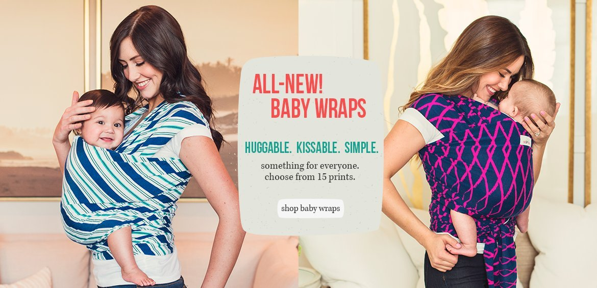 529cd8517b7 Amazon.com   Seven Baby Wraps Seven Slings Wrap - Whisper   Baby