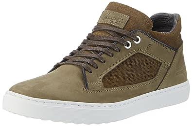 BULLBOXER Herren Sneaker 771K56468AGYNA Braun 336687