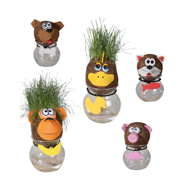Desconocido Generic Animal Head with Grass