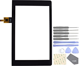 VEKIR Touch Repair Glass Screen for Lenovo Yoga Tab 3 YT3-X50 YT3-X50F YT3-X50M 10.1""