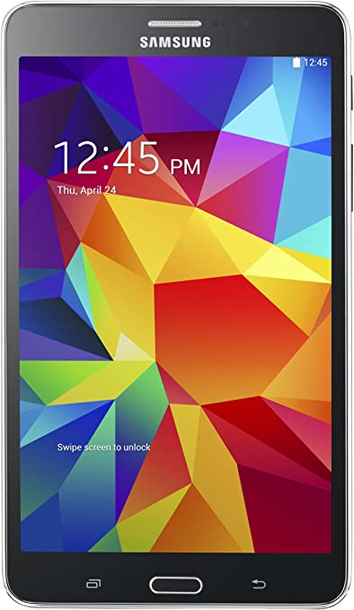 Amazon Com Samsung Galaxy Tab 4 7 Inch Black Computers Accessories