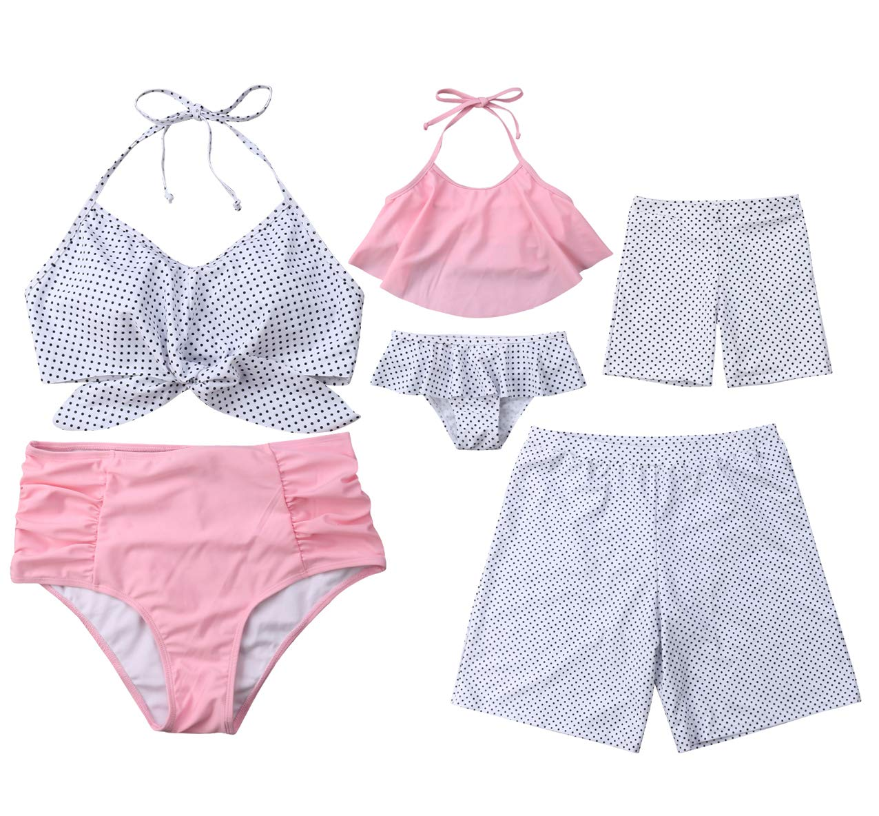 Family Matching Swimwear (Boy, Boy/ 1-2T)