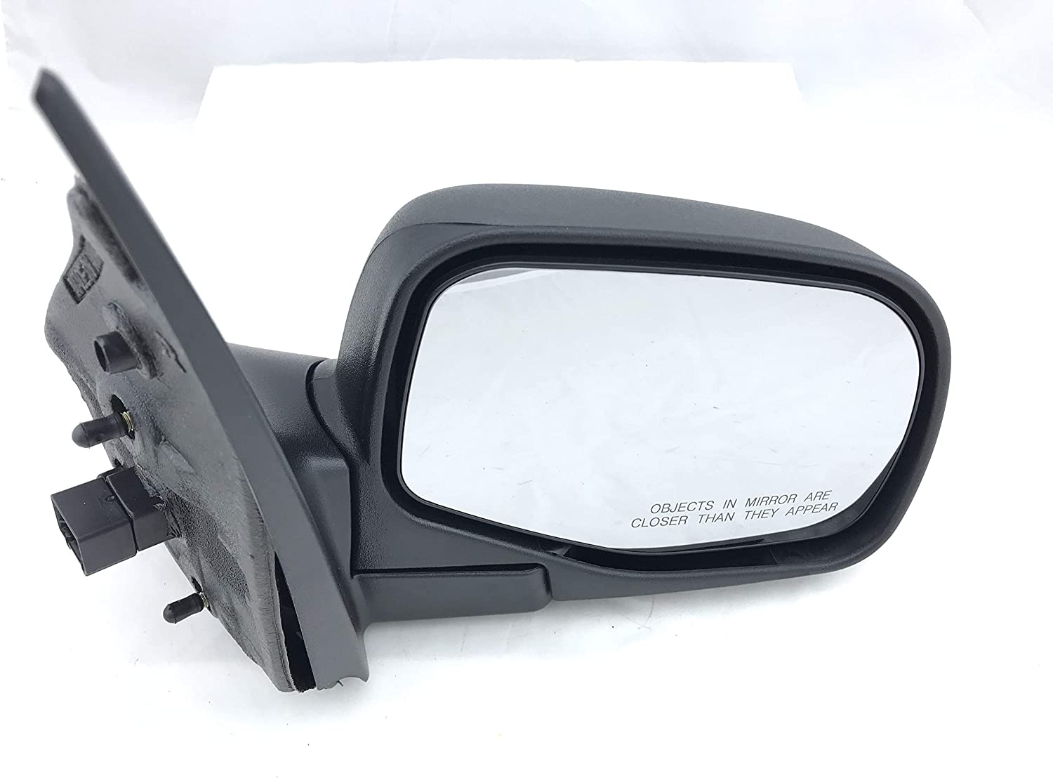 Passenger Side Mirror for FORD//MC EXPLORER//MOUNTAINEER 02-05 W//PDL PWR N-HT MIR RH | Right Outside Rear View Mirror TEXTURED Parts Link #: 1L2Z17682BAACP OE: FO1321211