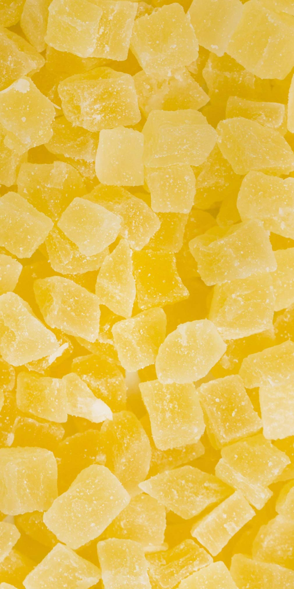 Pineapple Diced Bulk Gourmet Tropical Pineapple Chunks 10 Pound Wholesale Value Box by Gourmet Nuts And Dried Fruit