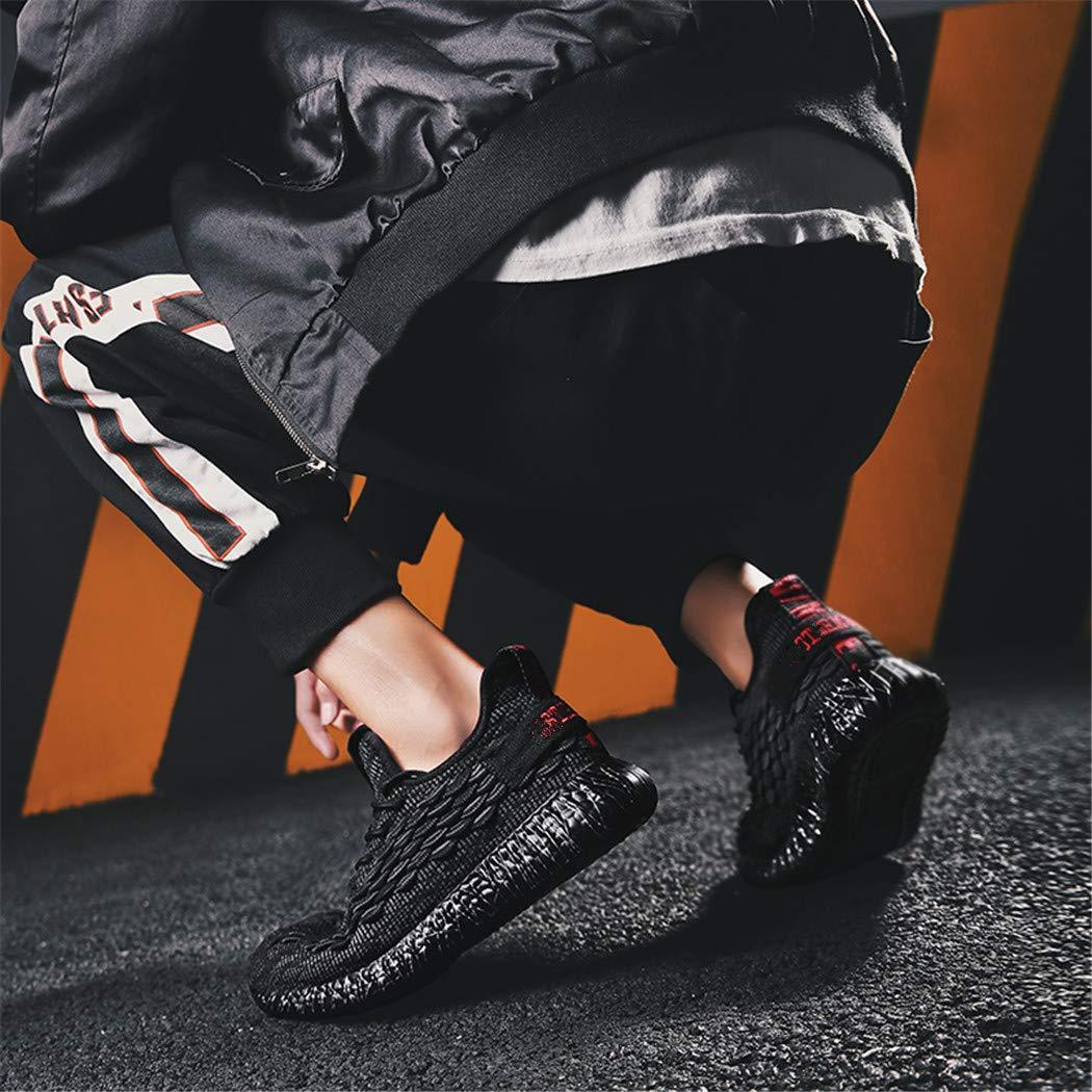 MEYZEZE Mens Running Shoes Sport Fashion Sneakers Lightweight Walking Tennis Jogging Trainer Sneaker Shoe