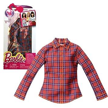 Barbie - Tendencia de la Moda para la Ropa de la Muñeca Barbie - Blusa a