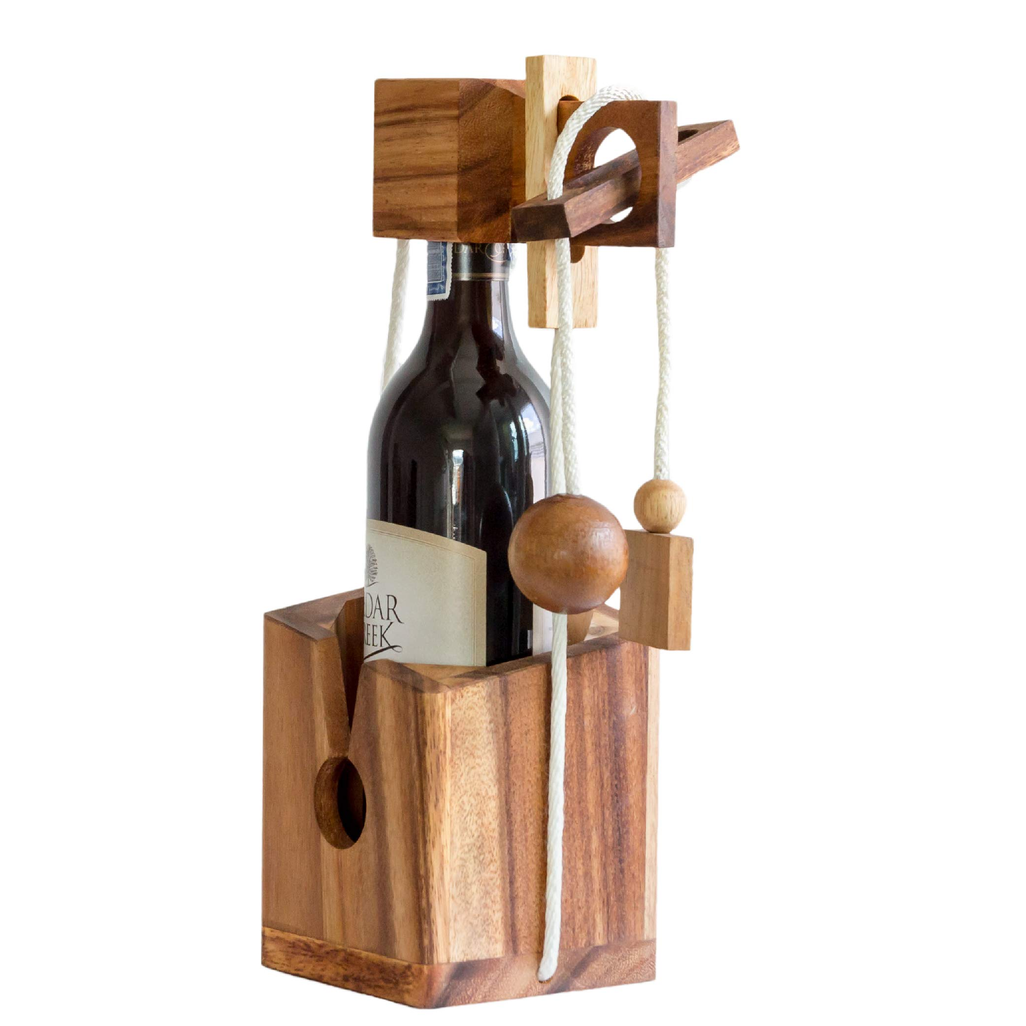 Wine Gift Adult and Game Gifts Comes with Bottle