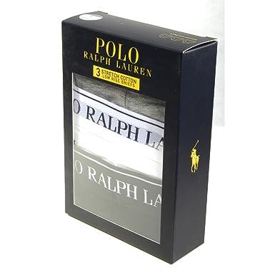 Polo Ralph Lauren 3 Pack Low Rise Briefs-Bañador Hombre Bianco ...