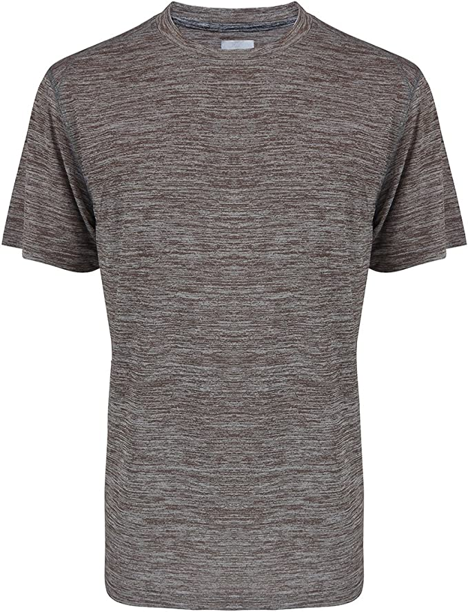 Mens Running Gym  Breathable T Shirt Wicking Cool  Top Sports Performance xl