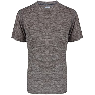 Sports T-Shirts for Men Quick Dry Wicking Workout Athletic Running Training  Tee Active Tops 5a6ceffd508
