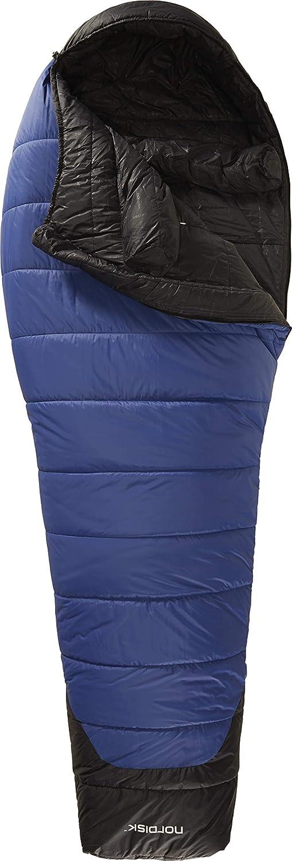 Nordisk GORMSSON Schlafsack Blau 30 D Nylon Mumienschlafsack mit Fusstasche