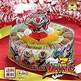 送料無料★ バンダイキャラデコ お祝いケーキ 騎士竜戦隊リュウソウジャー チョコ 5号