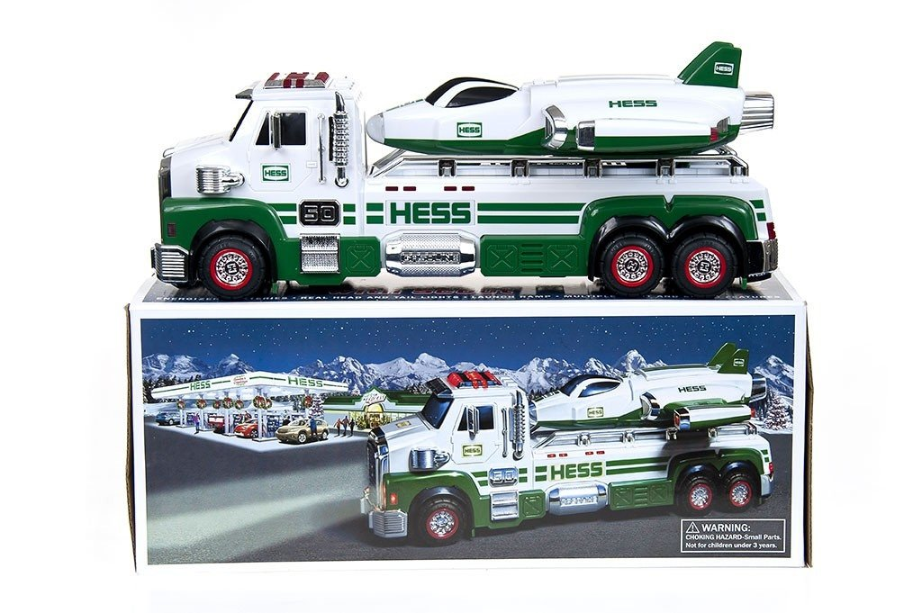 Hess 2014 50th Anniversary Toy Truck And Space Cruiser