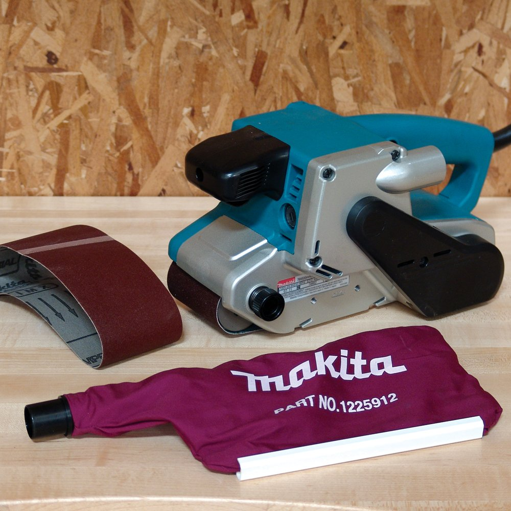Makita 9903 Belt Sanders product image 4