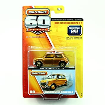 Buy Matchbox Commemorative Edition Austin Mini Cooper S Online At