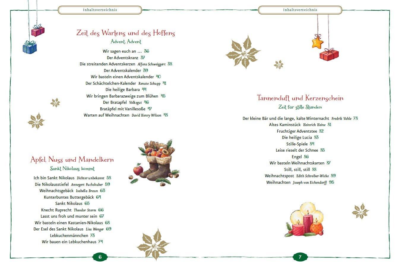Weihnachtsgedichte Zum Auswendig Lernen.Weihnachtsgedicht Der Bratapfel
