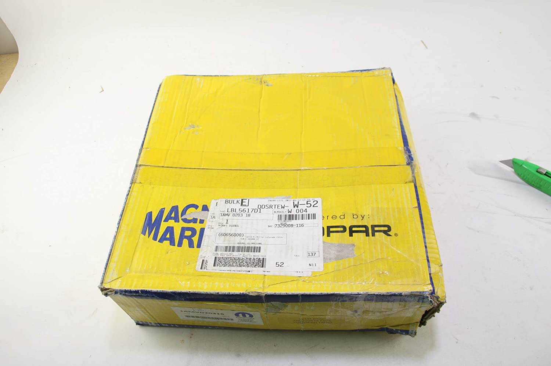 Magneti Marelli by Mopar 1AMVD20318 Brake Drum