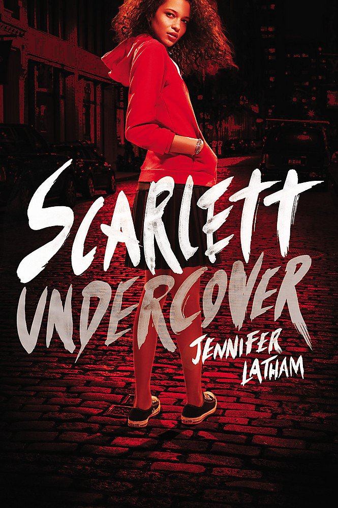 Amazon.com: Scarlett Undercover (9780316283946): Latham, Jennifer: Books