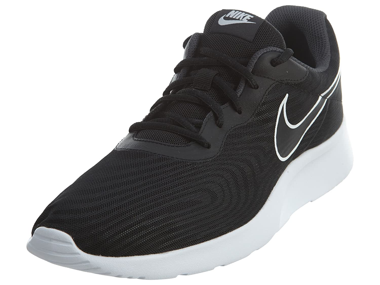 Nike Herren Tanjun Prem Sneaker  44 EU Schwarz (Black/Anthracite/Black)