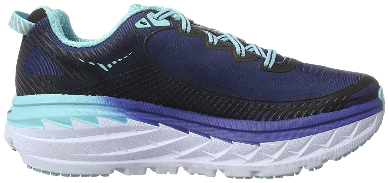 HOKA ONE ONE Women's Bondi 5 Running Shoe B01HSSXUI0 Blue/Blue 6.5 D - Wide|Medieval Blue/Blue B01HSSXUI0 Radiance dc9e95