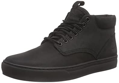 Timberland Mens All Black Adventure 2.0 Cupsole Chukka Boots UK 9