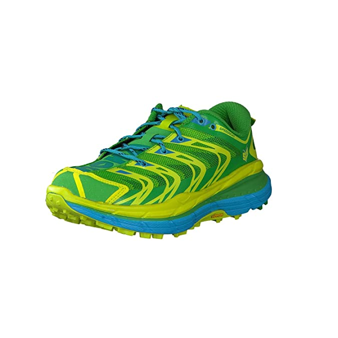 Hoka One One Speedgoat W Acid-Cyan (5)