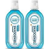 Sensodyne Cool Mint Ağız Bakım Suyu 1+1 2 Paket (2 x 500 ml)