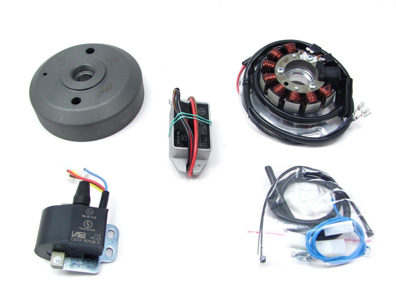 Powerdynamo Ignition System Stator Kawasaki F5 F7 F8 1M F9 ... on