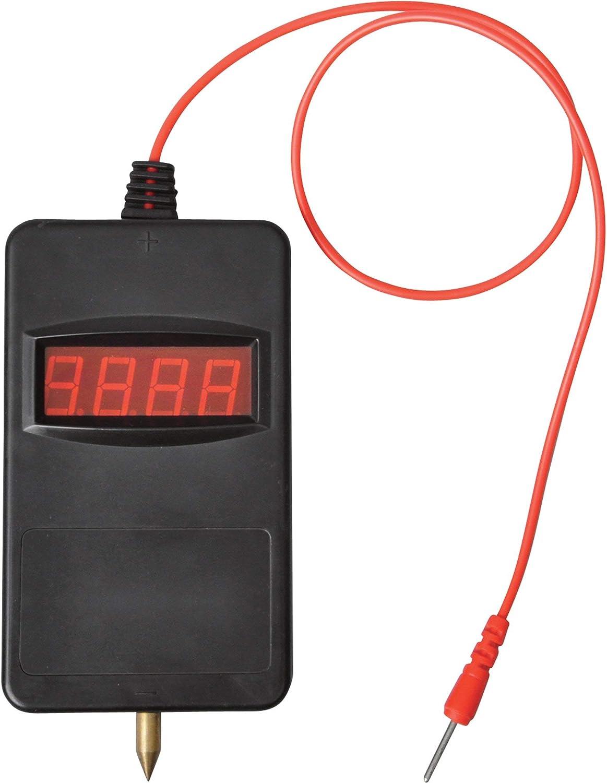 Ironton Digital Battery Voltage Meter LED Readout