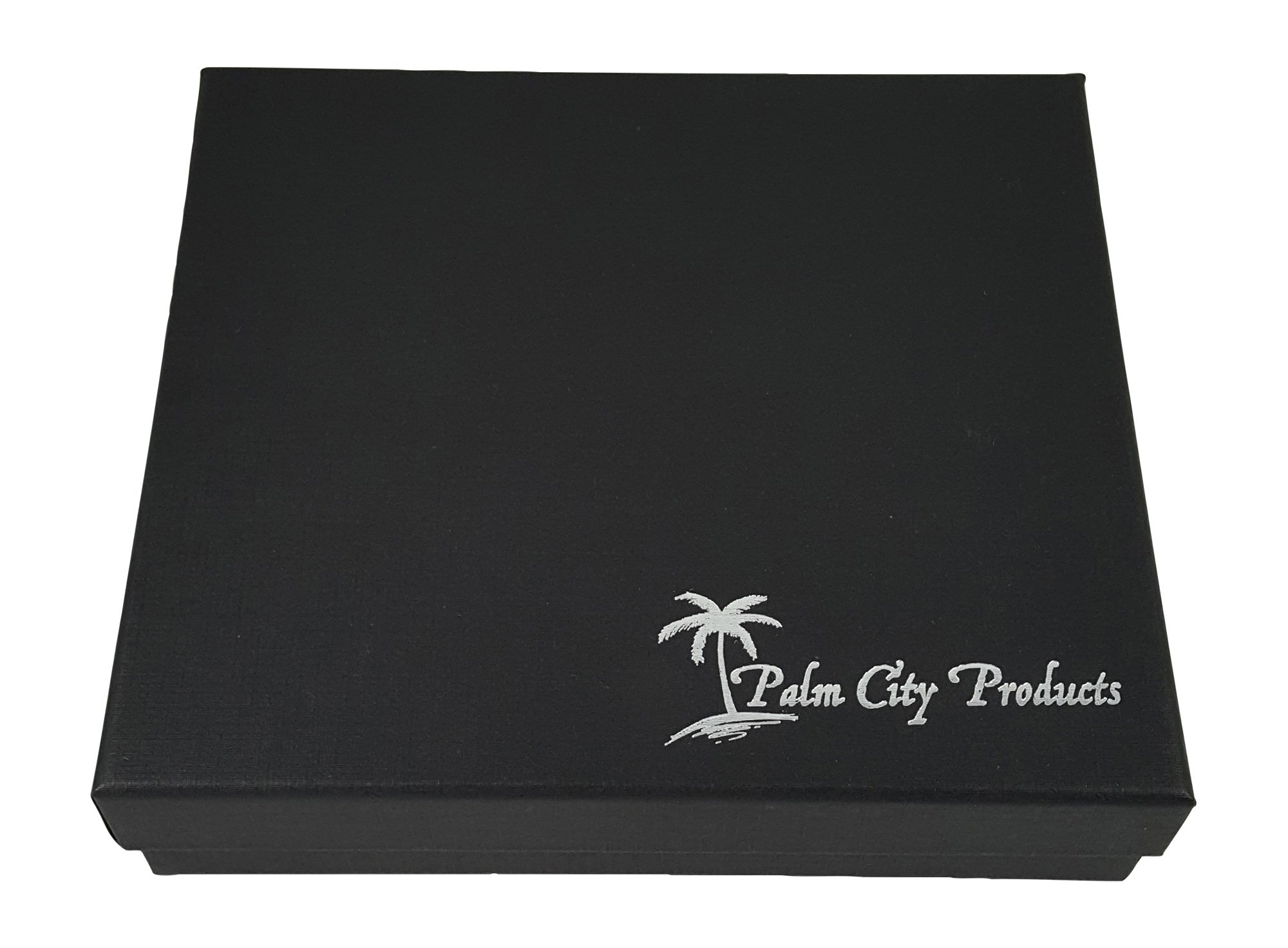 Palm City Products Happy 70th Birthday Flask Gift Set by Palm City Products (Image #4)