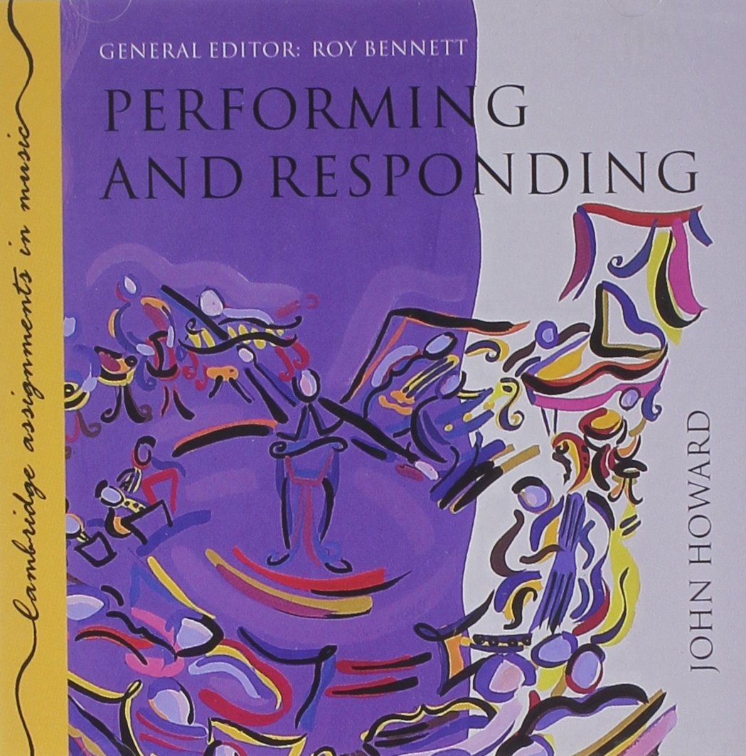 Performing and Responding CD (Cambridge Assignments in Music) by Cambridge University Press