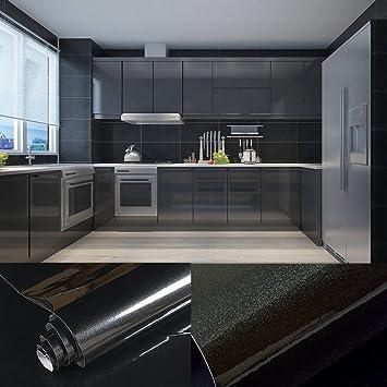 0 61x5 5m Pvc Selbstklebend Mobel Klebefolie Kuchenschrank Aufkleber