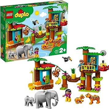 LEGO DUPLO Town - Isla Tropical Nuevo set de construcción ...