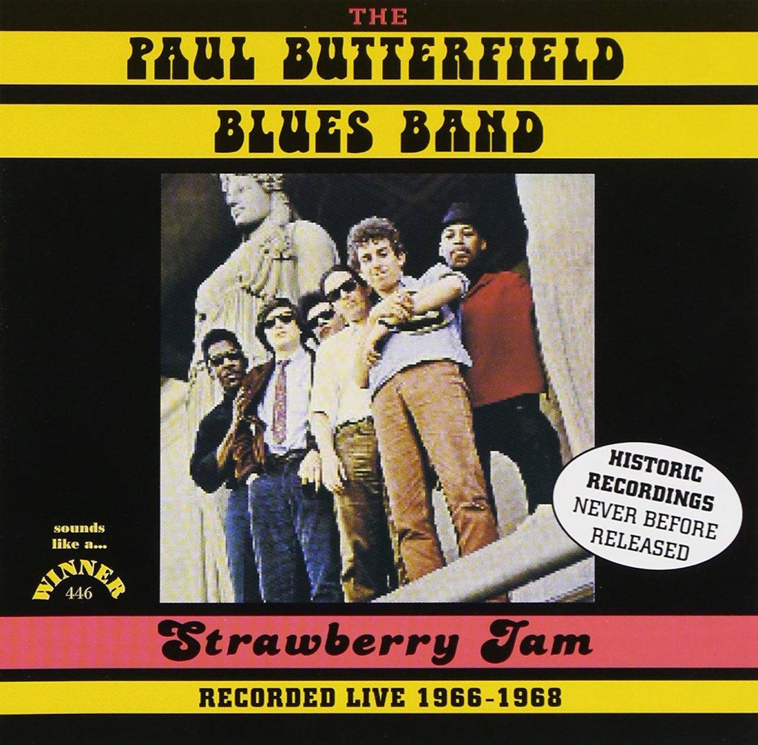 Strawberry Jam - Live 1966-68 by Winner Records