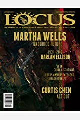 Locus Magazine, Issue #691, August 2018 Kindle Edition