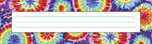 Barker Creek Tie-Dye Desk Tag (LL-1403)