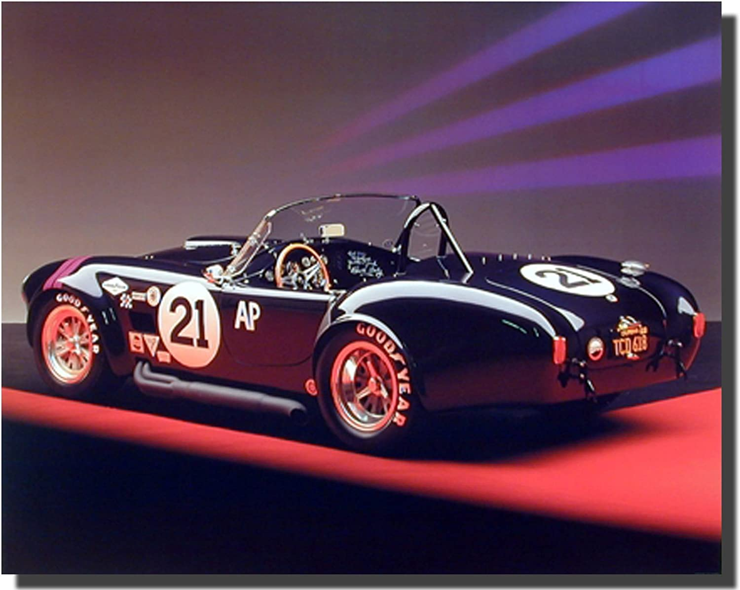 Cobra Powered By Ford Poster 16x20