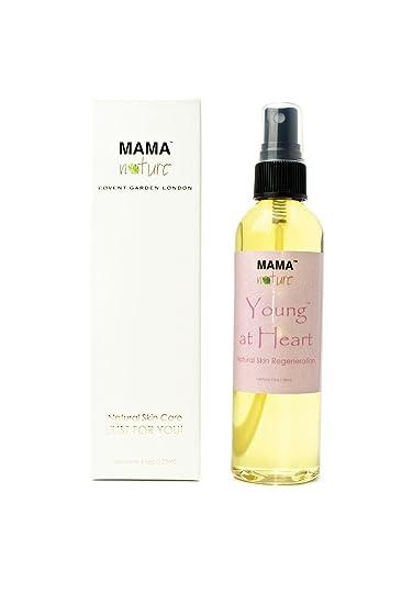 Amazon.com: Young At Heart Natural Skin Regeneración Serum ...
