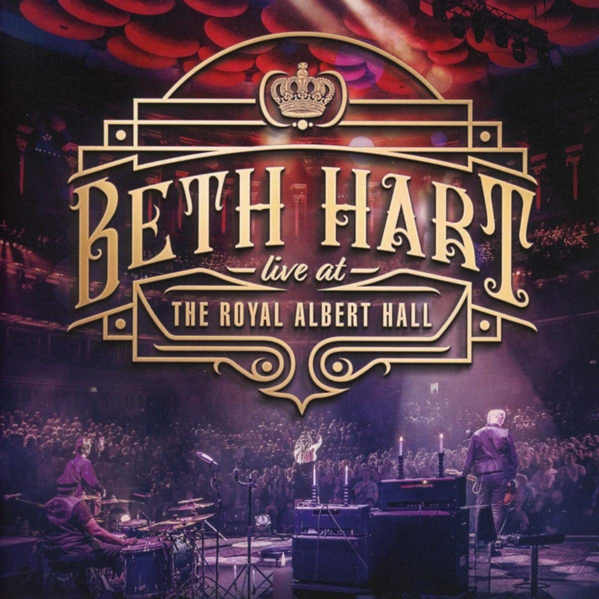 CD : Beth Hart - Live At The Royal Albert Hall (CD)