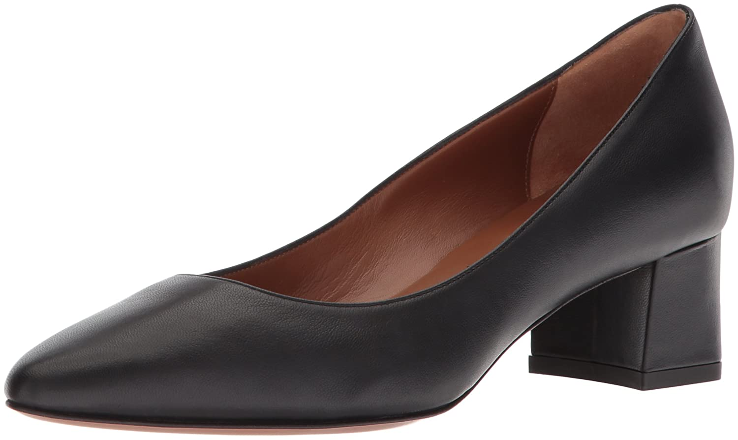 Aquatalia by Marvin K. Women's Pheobe Nappa Pump B078WXNWD6 7.5 B(M) US|Black