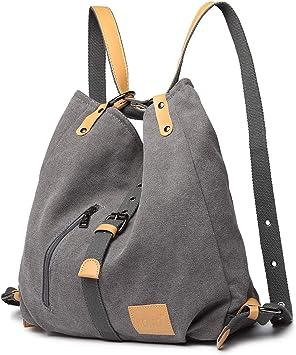 Femme Sac à dos Sac à dos de voyage épaule Sacs à bandoulière fourre-tout sac à main Satchel