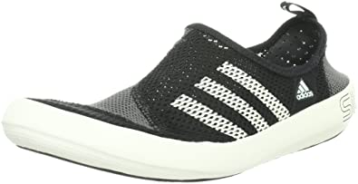 1bed4f8b30ed adidas climacool BOAT SL V22796 Trainers - Black White