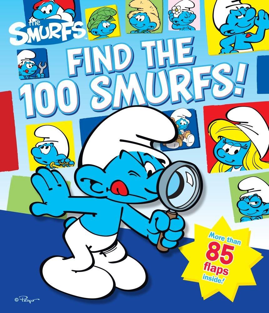Read Online Find the 100 Smurfs! (Smurfs Classic) PDF