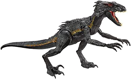 Amazon Com Jurassic World Fallen Kingdom Ultimate Indoraptor