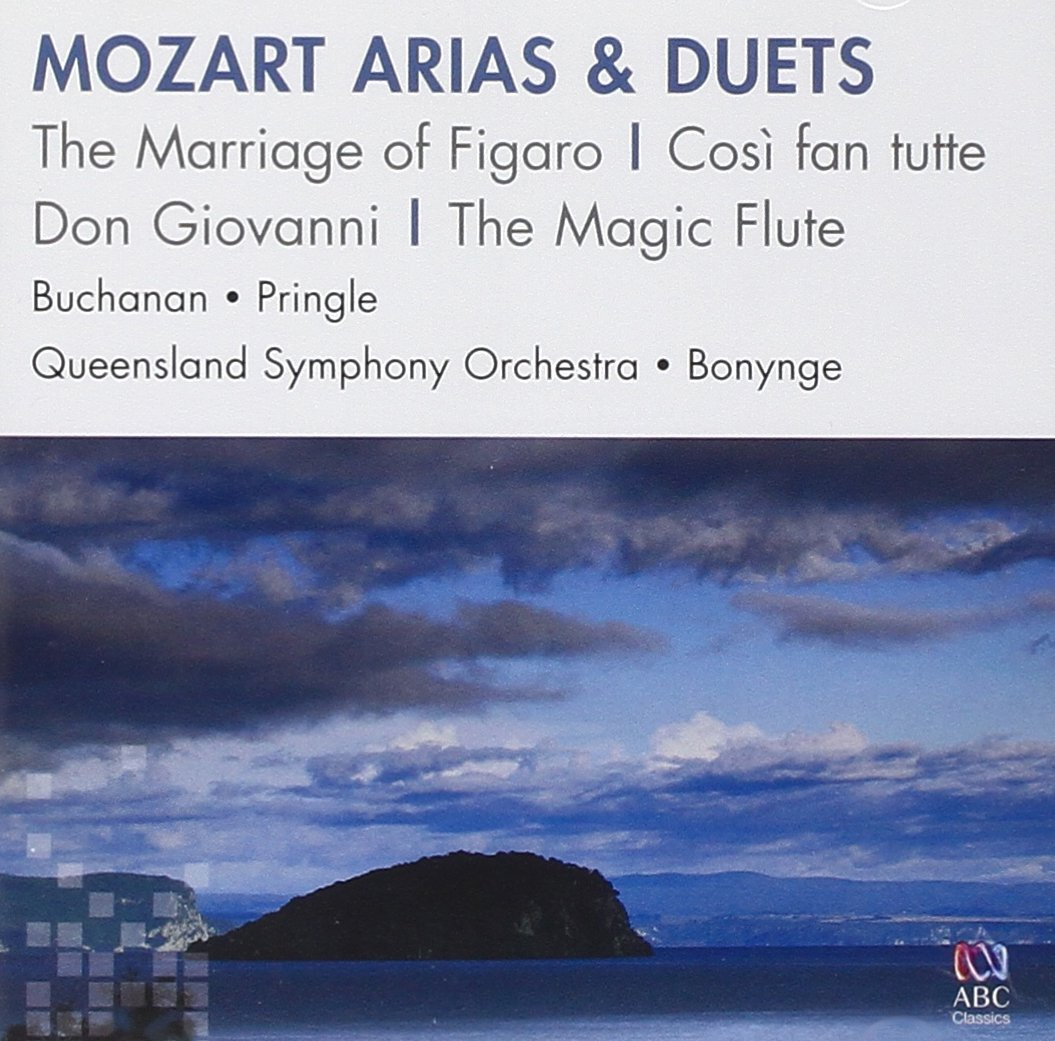 MOZART - Arias & Duets - Amazon.com Music