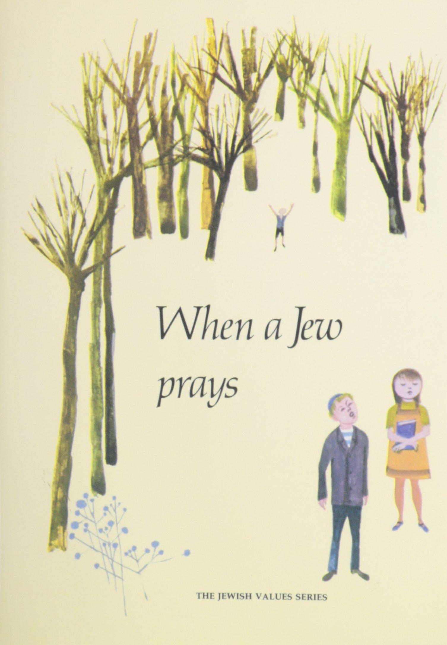 When a Jew Prays (A Jewish Value Series)